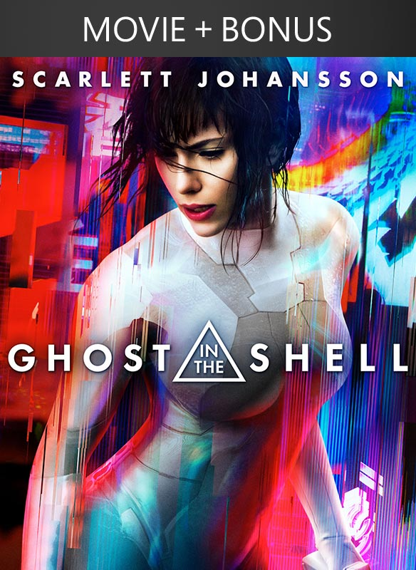 Ghost In The Shell + Bonus