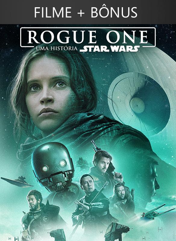 Rogue One: Uma História Star Wars + Bonus