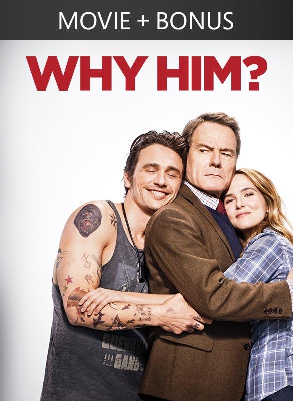 Why Him? + Bonus