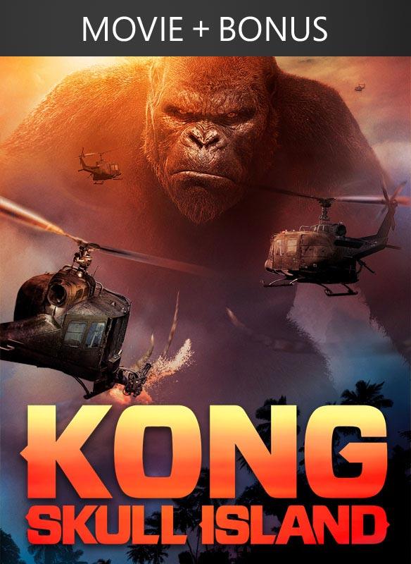 Kong: Skull Island + Bonus