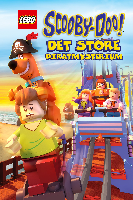 LEGO Scooby-Doo! Det store piratmysterium