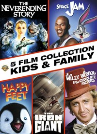 5 Film Family Collection