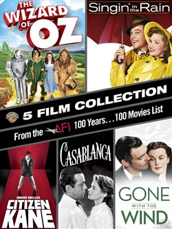 5 Film Classics Collection