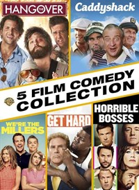 5 Film Comedy Collection