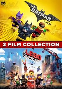 The LEGO Batman Movie/The LEGO Movie 2 Film Collection
