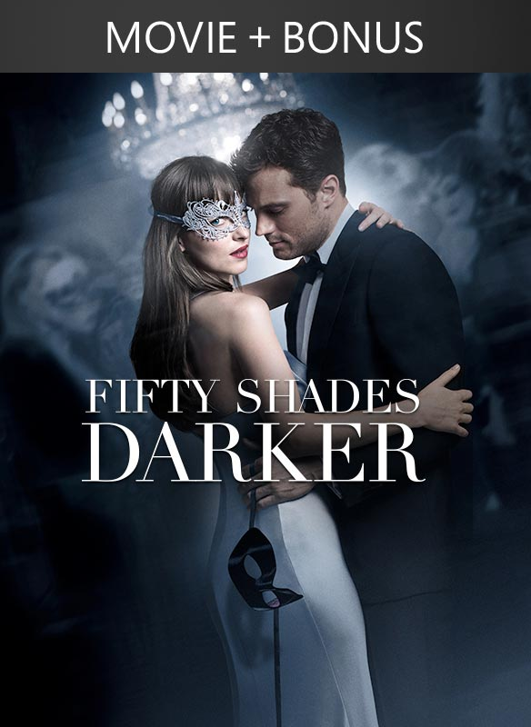 Fifty Shades Darker + Bonus
