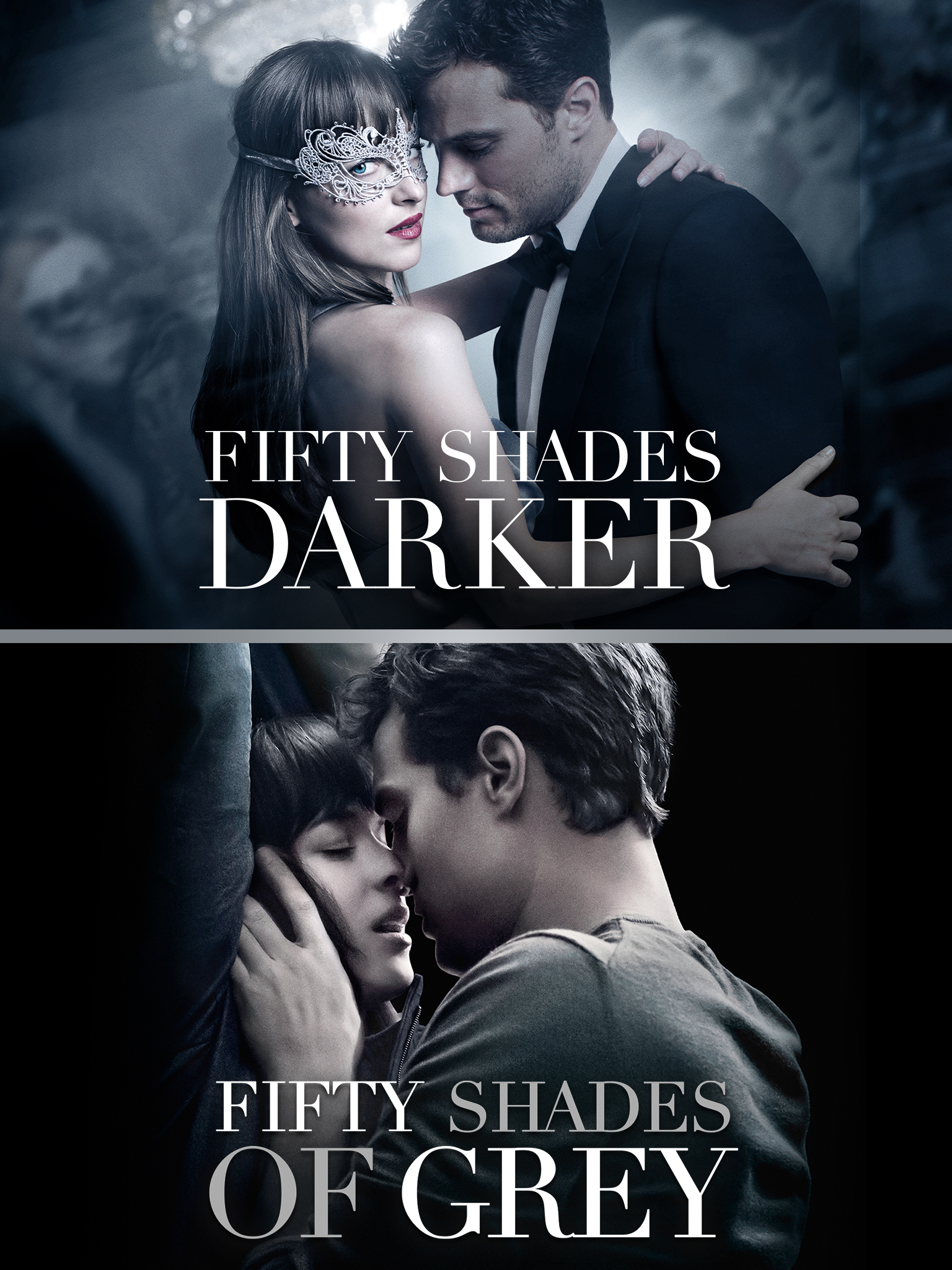 Fifty Shades 2 Film Bundle
