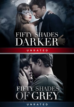 Fifty Shades 2-Film Unrated Bundle