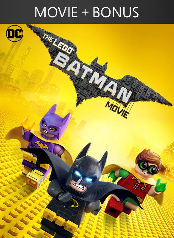 The Lego Batman Movie + Bonus