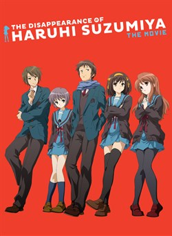 The Disappearance of Haruhi Suzumiya - The Movie (Original Japanese Version)