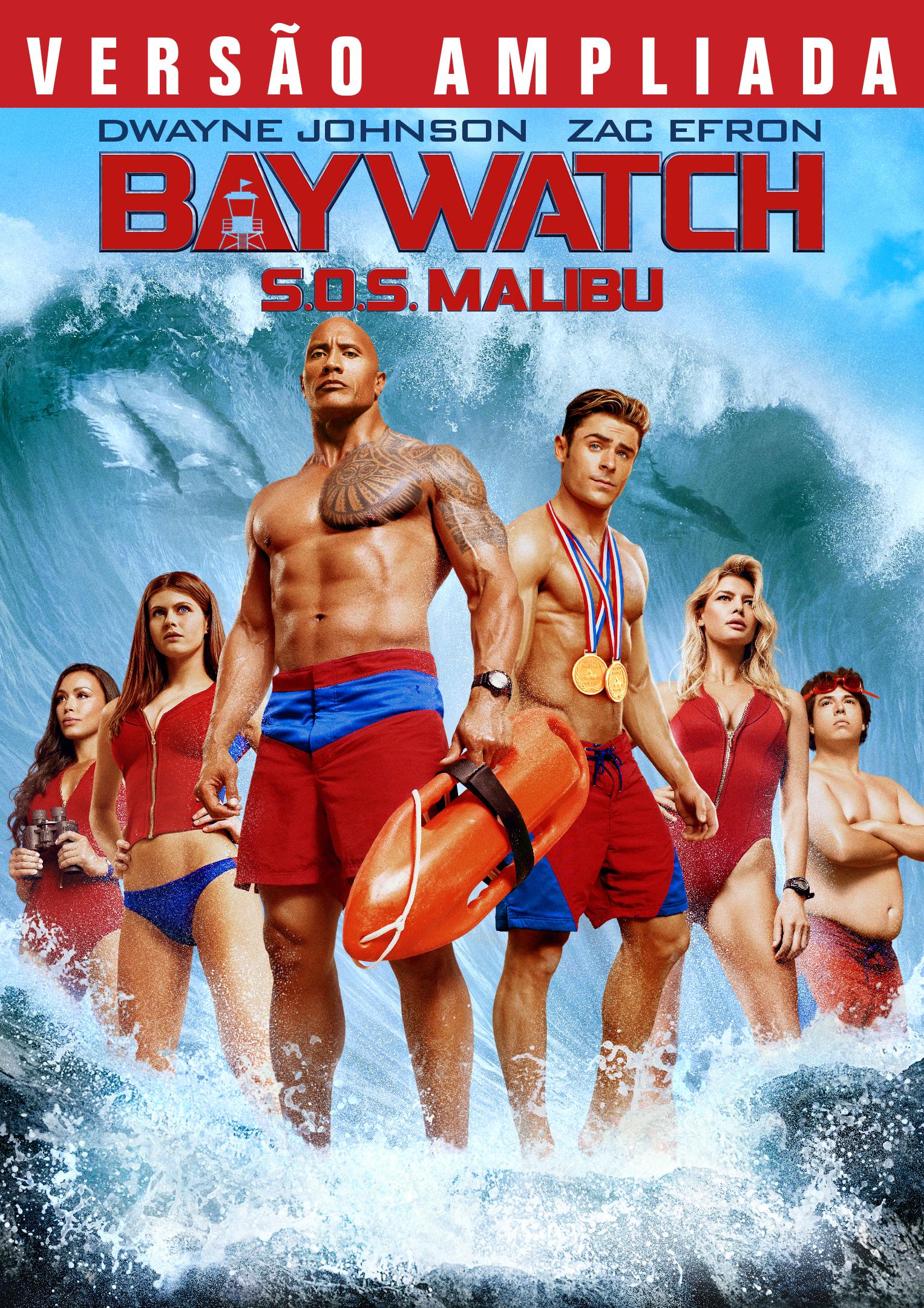 Baywatch: S.O.S Malibu - Versão Ampliada