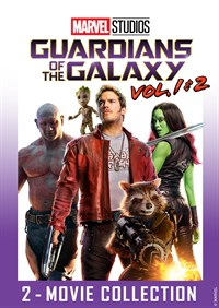 Guardians of the Galaxy 2 Film Collection
