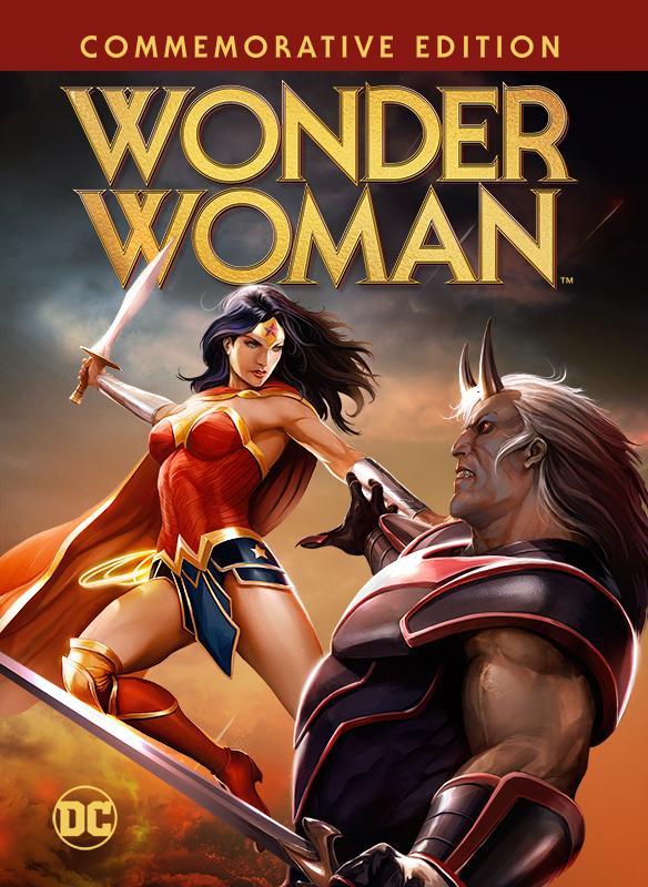 Wonder Woman: Commemorative Edition + Bonus