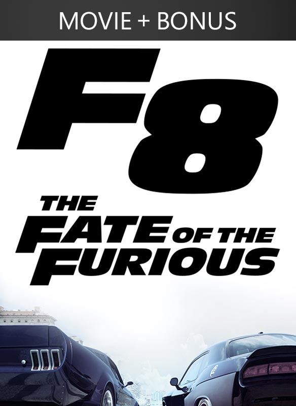 Fate of the Furious + Bonus