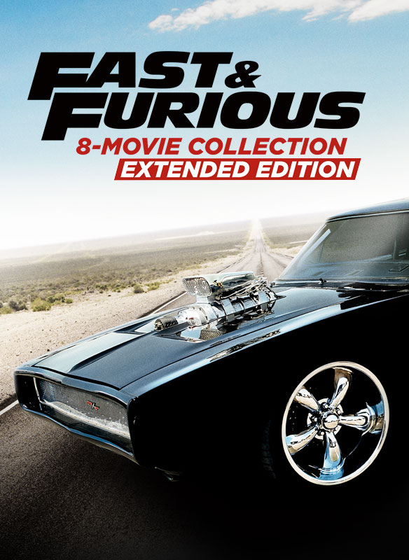 Fast & Furious: The Ultimate Ride Collection (Extended)