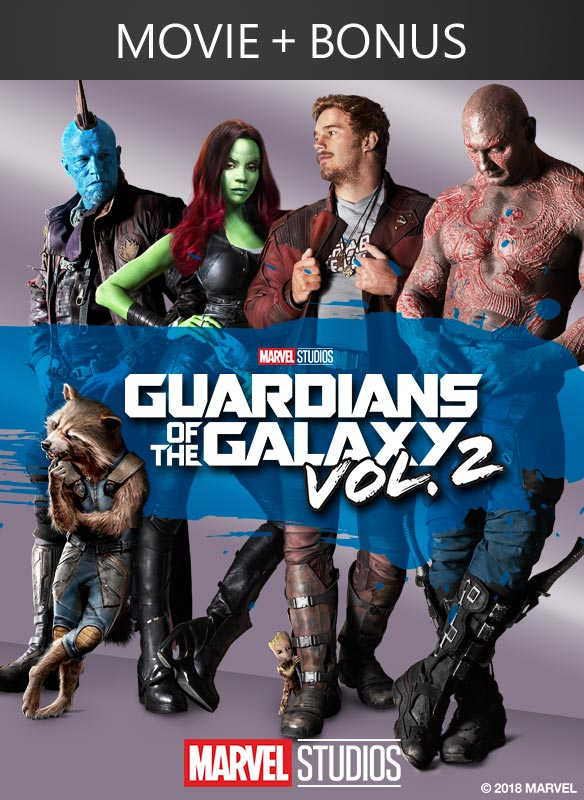 Guardians of the Galaxy Vol. 2 + Bonus