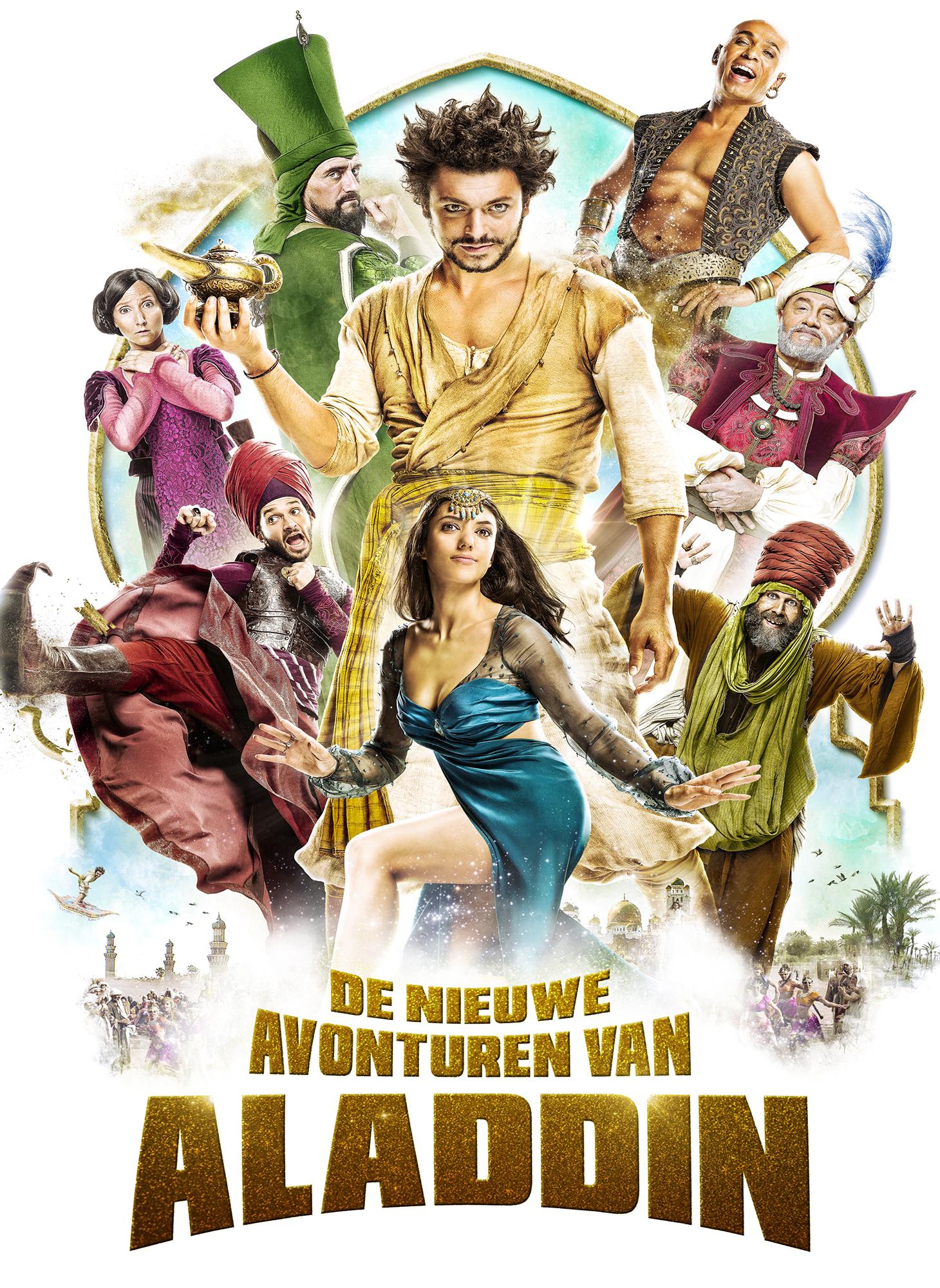 De nieuwe avonturen van Aladdin