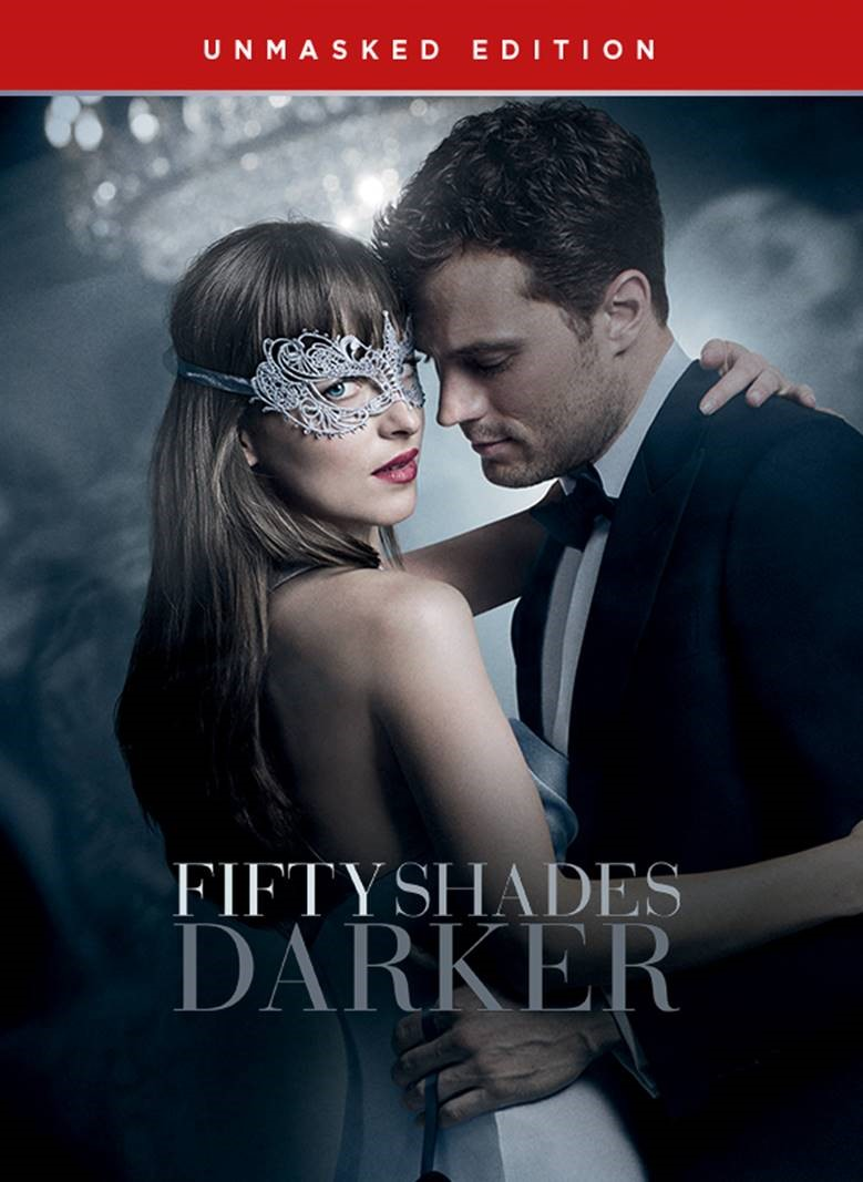 Fifty Shades Darker - Unmasked Edition