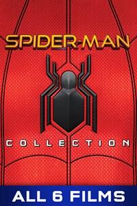 Spider-Man 6-Film Collection