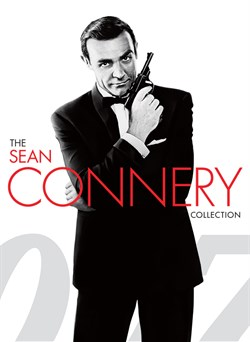 The Sean Connery Collection