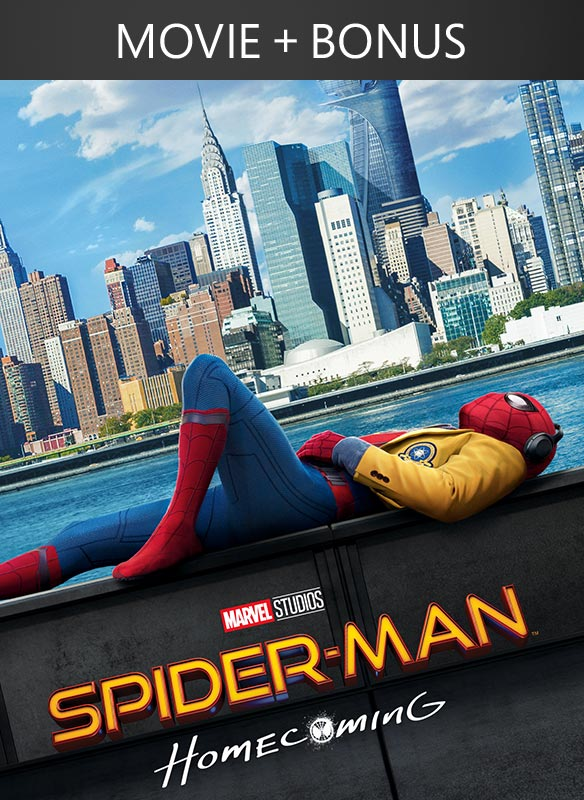 Spider-Man: Homecoming + Bonus