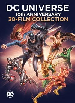 Buy DC Universe 10th Anniversary Collection from Microsoft.com