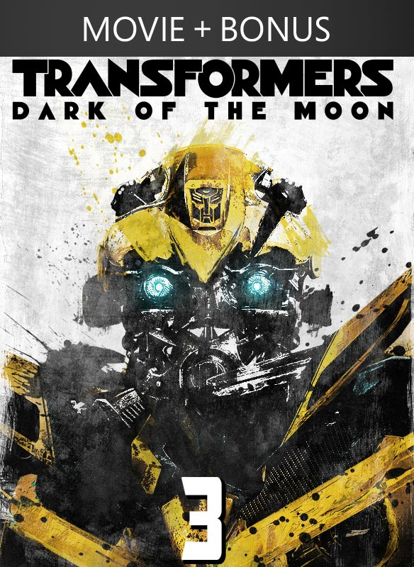 Transformers 3: Dark of the Moon + Bonus