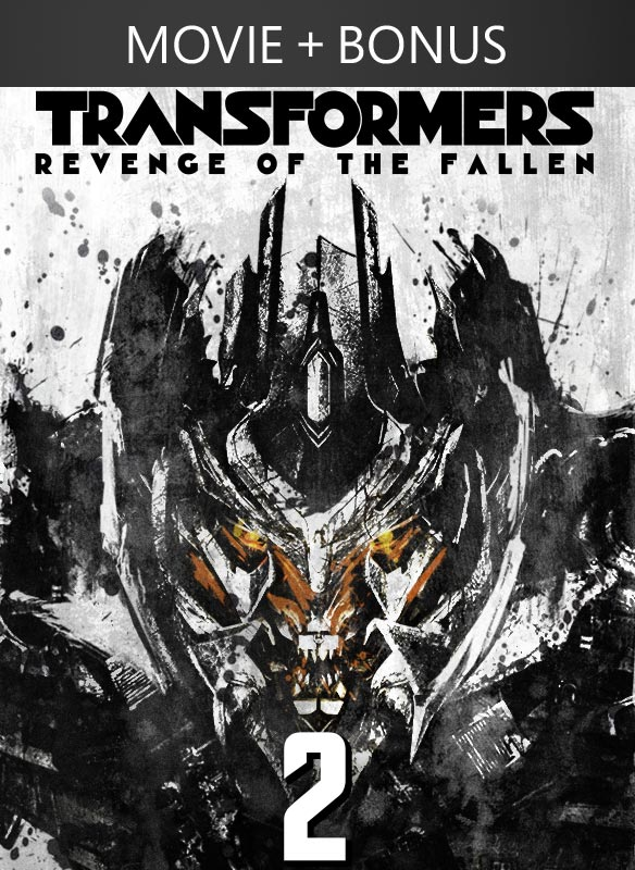 Transformers 2: Revenge of the Fallen + Bonus