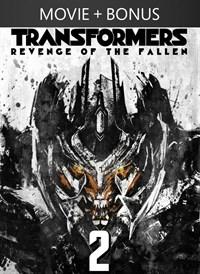 Transformers 2: Revenge of the Fallen + Bonus