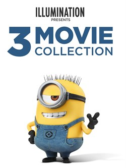 Buy Despicable Me: 3-Movie Collection from Microsoft.com