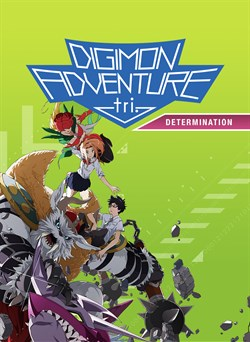 Digimon Adventure tri.: Determination