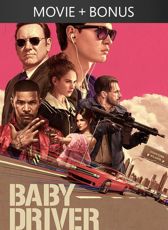 Baby Driver + Bonus