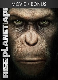 Rise of the Planet of the Apes + Bonus