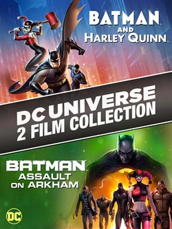 Batman and Harley Quinn / Batman: Assault on Arkham 2-Film Collection