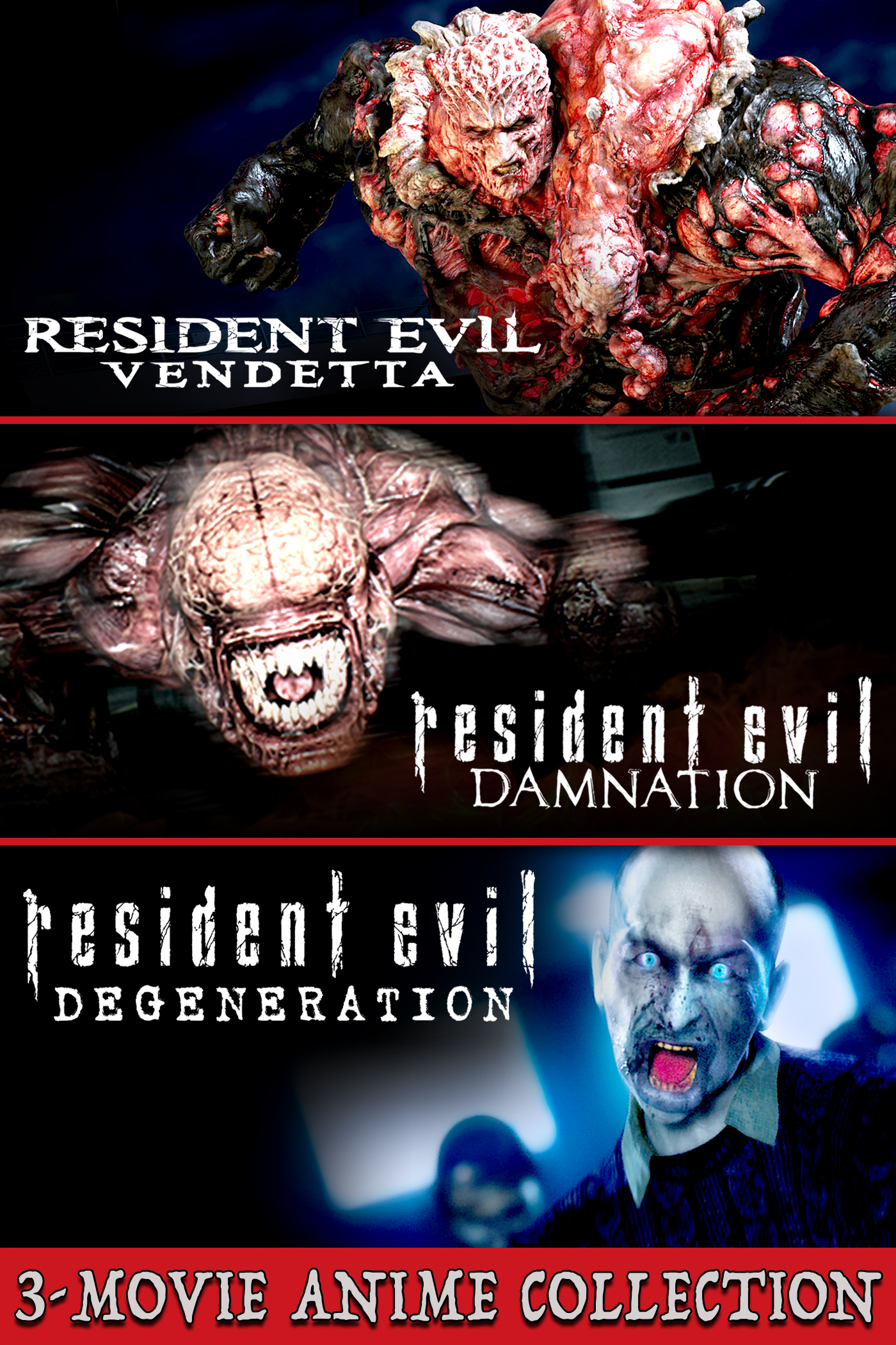 Resident Evil: The Animated Collection