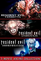 Deals on Resident Evil: The Animated Collection Digital HD