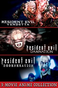 Resident Evil Animated Movies