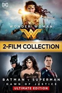 Wonder Woman & Batman v Superman: Dawn of Justice Ultimate Edition