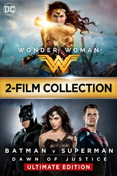 Wonder Woman & Batman v Superman: Dawn of Justice Ultimate Edition