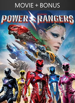 Buy Saban's Power Rangers + Bonus from Microsoft.com