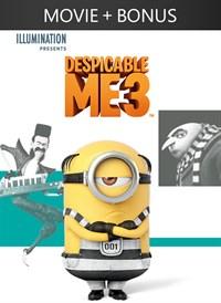 Despicable Me 3 + Bonus