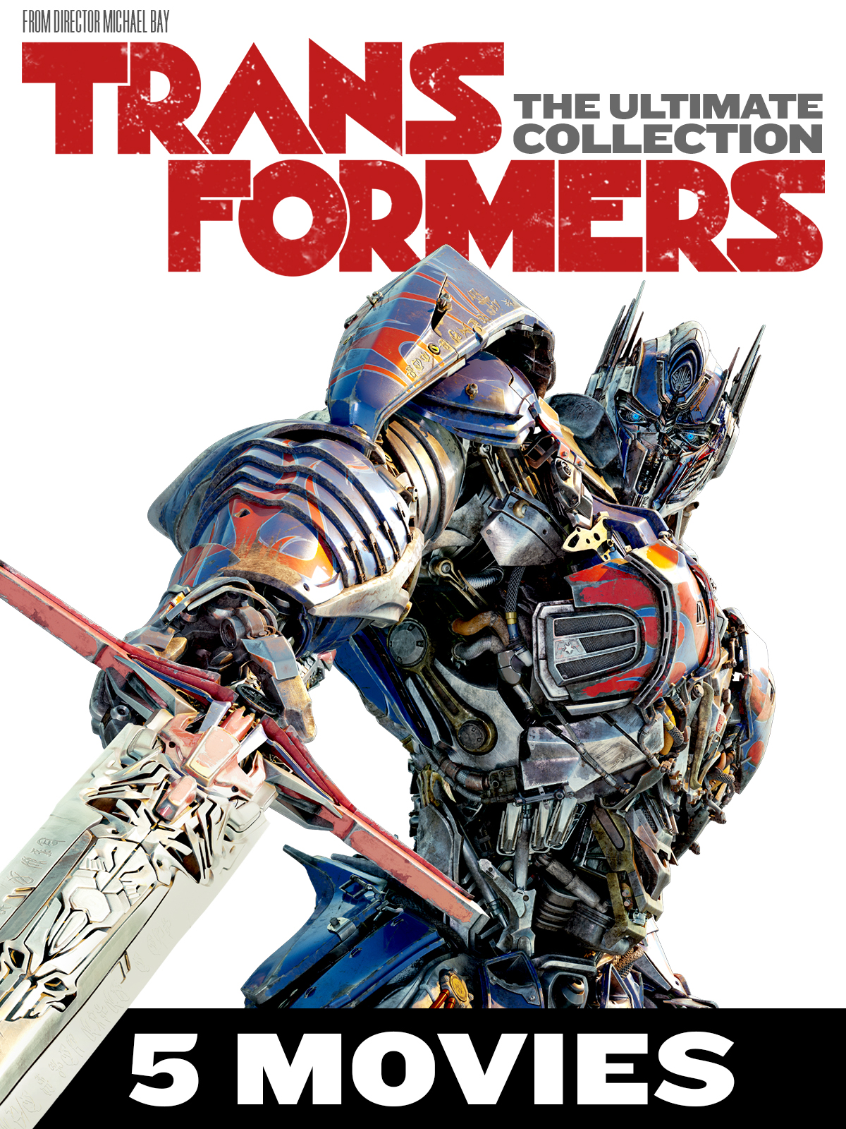 Transformers 5Movie Collection
