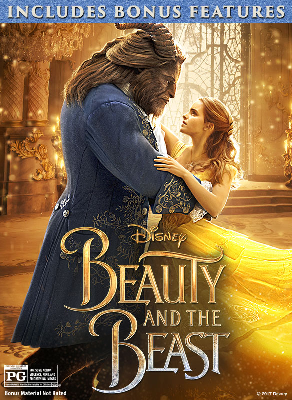Beauty and the Beast (2017) + Bonus