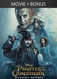 Pirates of the Caribbean: Salazar's Revenge + Bonus