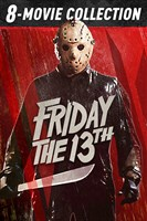 Friday the 13th 8-Movie Collection (Digital HD Films)