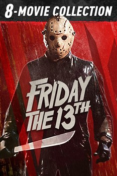 Buy Friday the 13th 8-Movie Collection from Microsoft.com