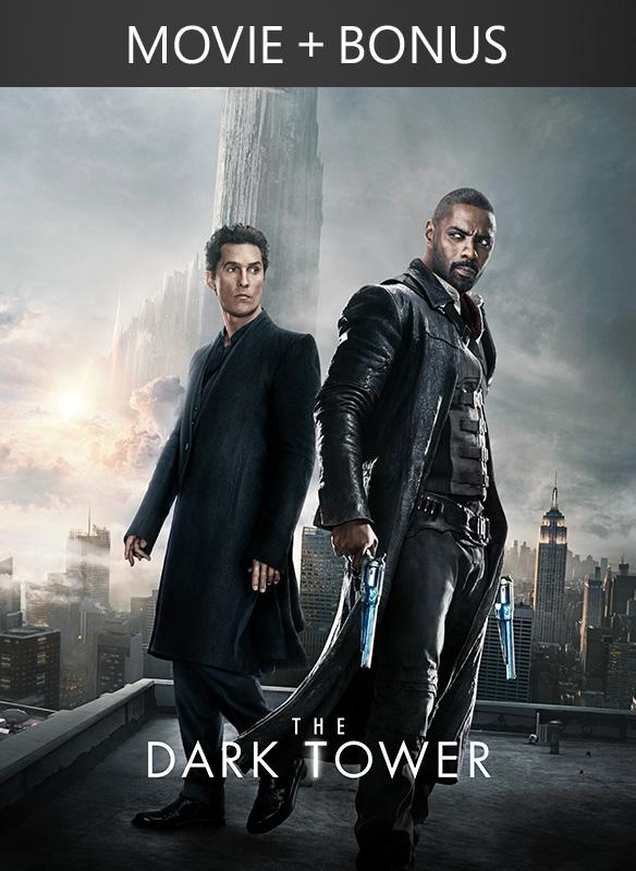 The Dark Tower + Bonus