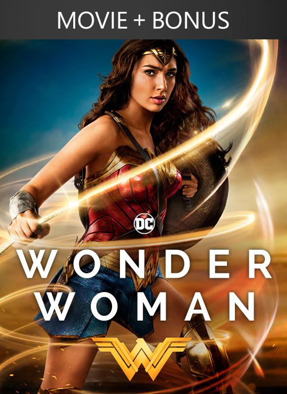 Wonder Woman + Bonus