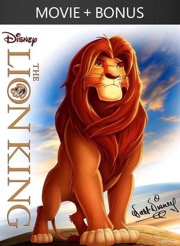 The Lion King + Bonus