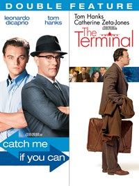 Catch Me if you Can / The Terminal Double Feature